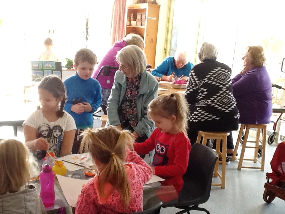 Intergenerational Playgroup